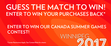 Guess the Match to Win! with Broadview Networks