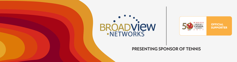Broadview Networks is a proud sponsor of the 2017 Canada Summer Games
