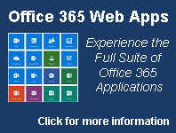 Explore the Office 365 Web Apps