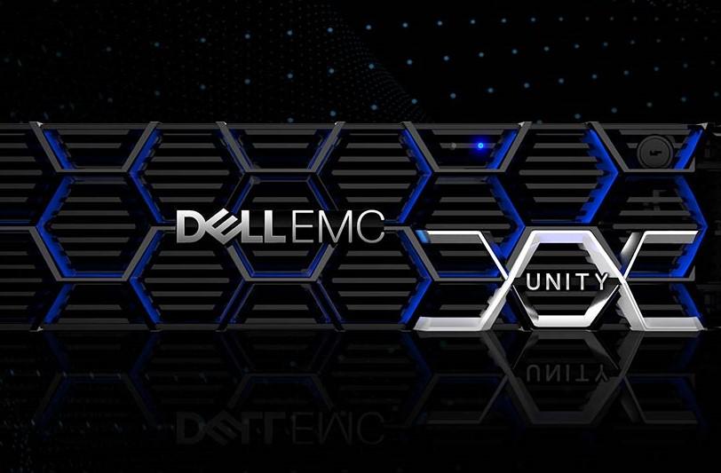 Dell EMC Unity Series storage